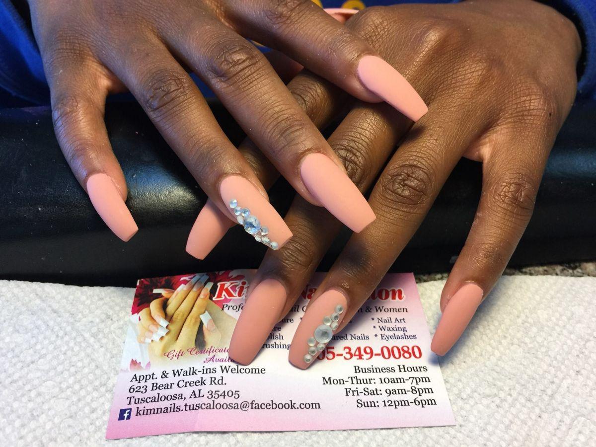 Cần Thợ Nails In Tuscaloosa, AL